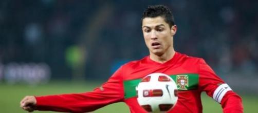 Cristiano Ronaldo, capitão da Selecção Nacional