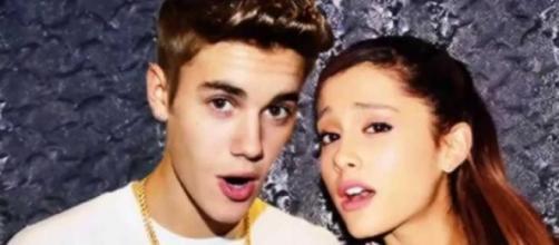 Justin Bieber y Ariana Grande juntos