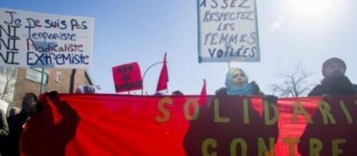 Les Québécois ont été solidaires le 28 mars.