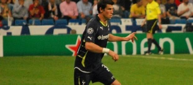 Bale scored twice and was near to his best