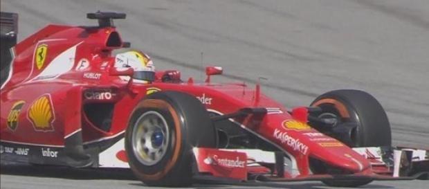 Ferrari derroca a los Mercedes