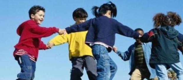 Jocurile copilariei in aer liber sunt benefice