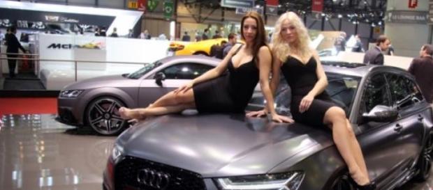 Le stand d'ABT...préparateur spécialiste Audi