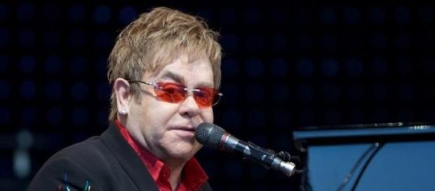 Morgan, el verdadero, trabajó mucho con Elton John