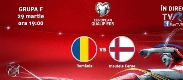 Romania joaca in aceasta seara la Ploiesti