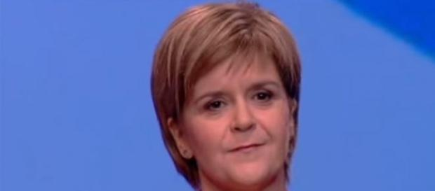 SNP leader, Nicola Sturgeon