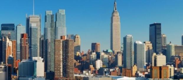 Vista panorâmica da Cidade de Nova Iorque