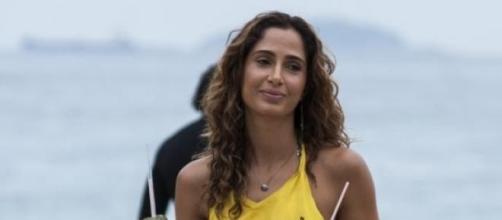Camila Pitanga em Babilônia
