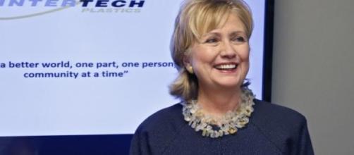 Hillary Clinton ex segretario di Stato USA