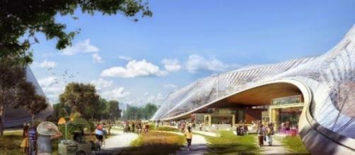 Un projet architectural ambitieux