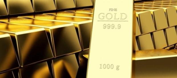 Cele mai mari rezerve de aur