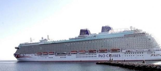 Il varo della nave Britannia