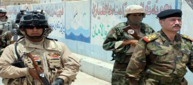 Iraqi troops begin offensive to retake Tikrit