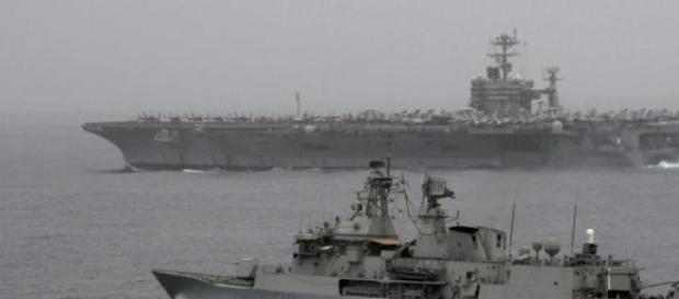 Italian Navy is heading to North Africa