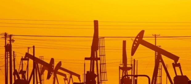 Statie de extractare petrolifiera