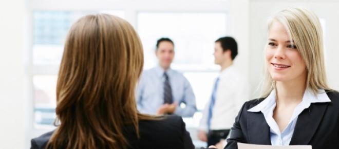 La entrevista de empleo, toda una prueba de fuego