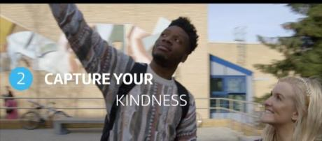 Capture your kindness to win a scholarship