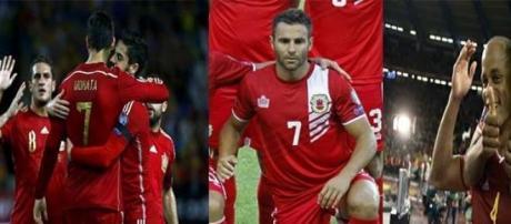 Morata, Casciaro et Batshuayi, tous trois buteurs