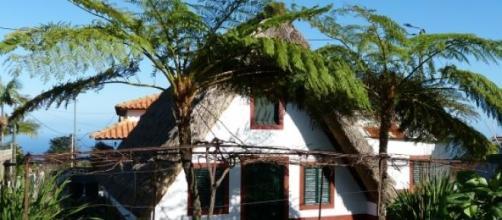Casa em Santana, na ilha da Madeira