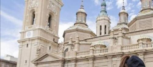 Imagen de la Basílica del Pilar en Zaragoza
