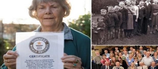 Familia Tweed e cea mai longeviva din lume