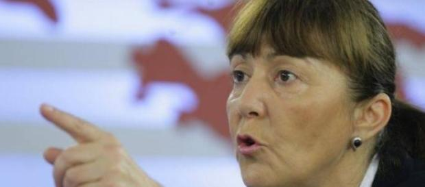 Monica Macovei un politician incisiv