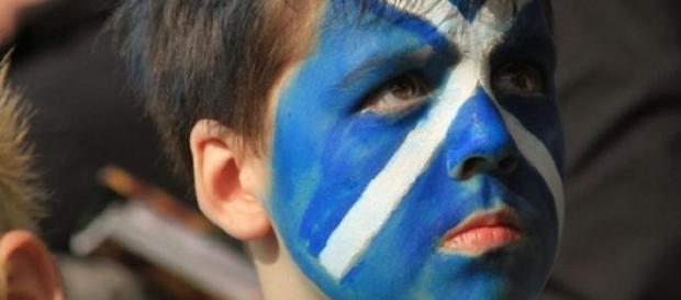 Scotland fans happier after Fletcher's hat-trick