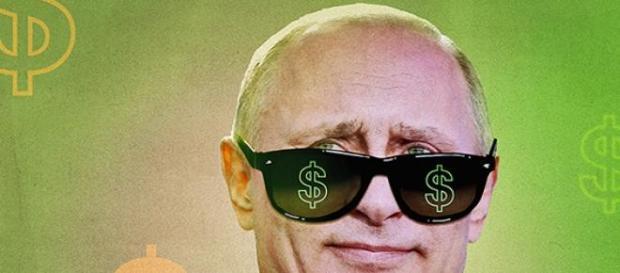 Vladimir Putin, liderul de la Kremlin