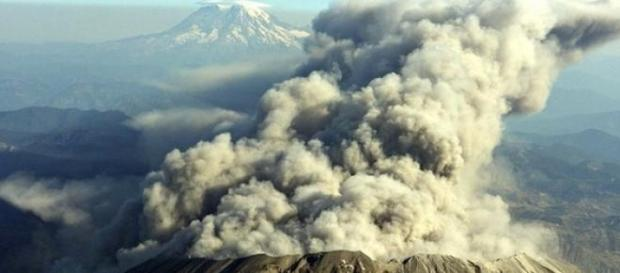 Vulcani care ameninta omenirea
