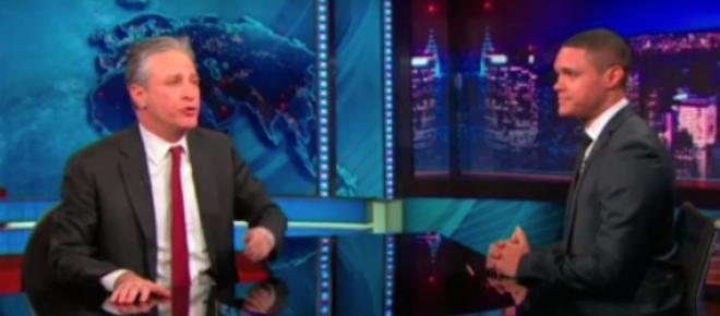 Trevor Noah participou apenas três vezes no The Daily Show antes de ser promovido a apresentador.