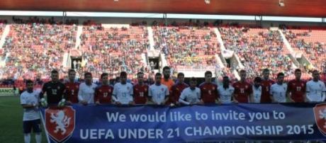 Portugal perdeu no palco da final do Euro2015.