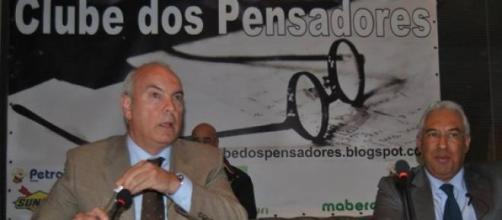 Joaquim Jorge recebeu António Costa no CdP