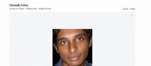 La page Facebook de Washiqur Rahman.