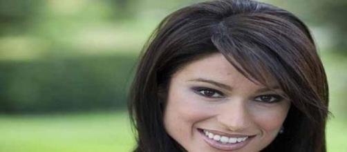 La presentadora Sonia Ferrer.