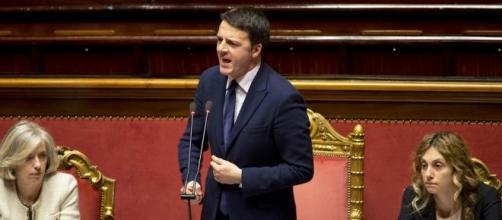 Matteo Renzi all'attacco delle opposizioni