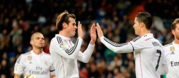 Bale e Ronaldo com poucos motivos para festejar
