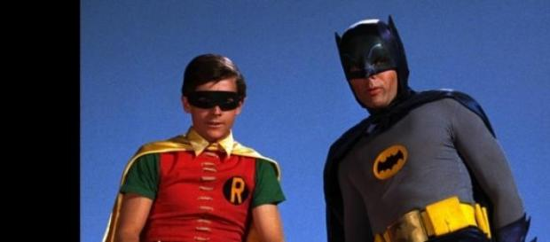 Batman y Robin regresan al cine