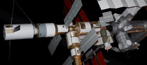 Die ISS ist größer als ein Sechs-Schlafzimmer-Haus