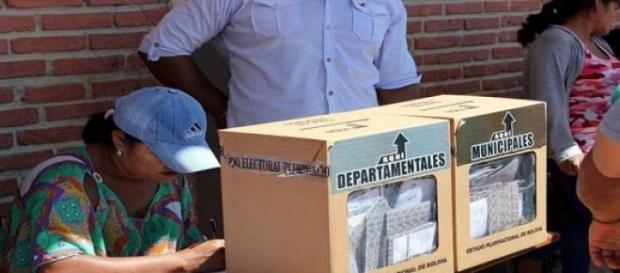 Elecciones subnacionales en Bolivia