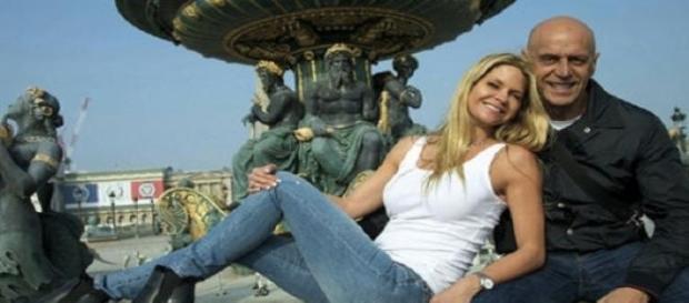 kIko Matamoros y Makoke disfrutando de París