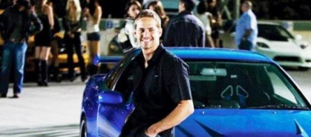 Paul Walker alias Brian O'Conner.