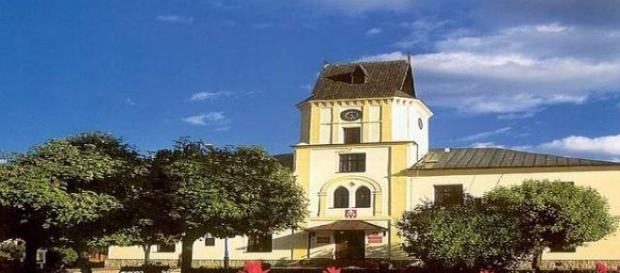 Ratusz w Sędziszowie Małopolskim