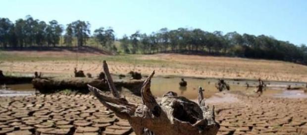 Represas em seca, tendência de melhora é lenta
