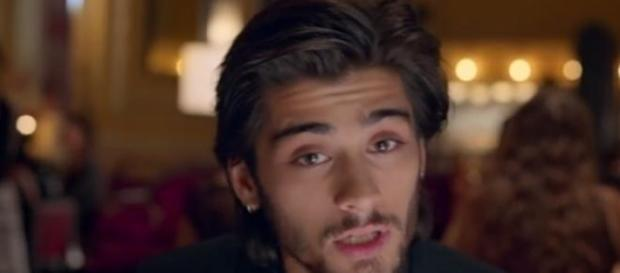 Zayn Malik, former One Direction member