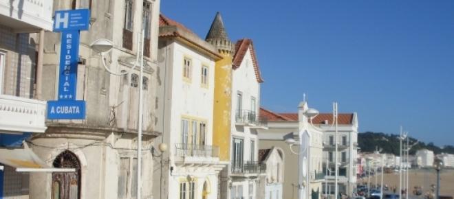 Nazaré - Um dos destinos turísticos mais afamados de Portugal