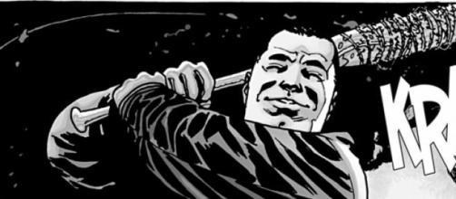 Anticipazioni Walking Dead 5, Negan nel fumetto