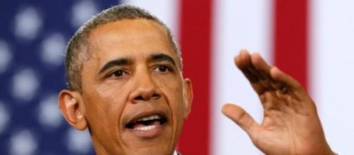 Barack Obama, presidente dos Estados Unidos