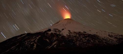 Le volcan Villaricca est entrée en éruption.
