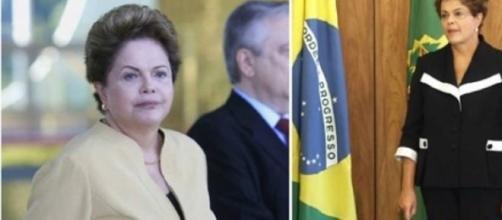 Presidente Dilma após o emagrecimento