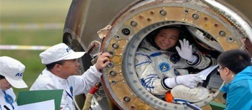 Tecnología Espacial China quiere anticipar a USA